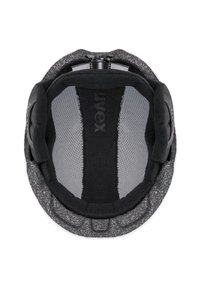 Uvex - Helmet - white-black mat - 4