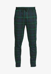 ONSDESMOND CHECK PANTS - Pantaloni - dress blues