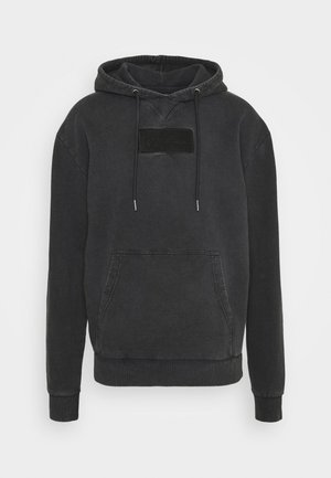 UNISEX  HOODIE - Sweater - black