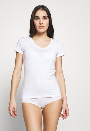 Pyjamasoverdel - bianco