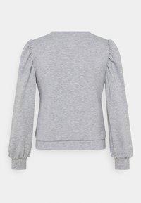 Object Petite - OBJMAJA - Sweatshirt - light grey melange - 1