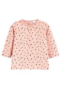 Next - Three Pack - Print T-shirt - pink - 4