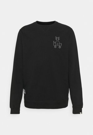 MARCO OGGIAN X TIWEL BLACK CAR - Sweater - black