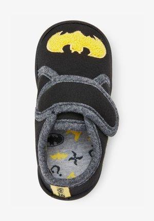BLACK BATMAN® SLIPPERS (YOUNGER) - Babyschoenen - black