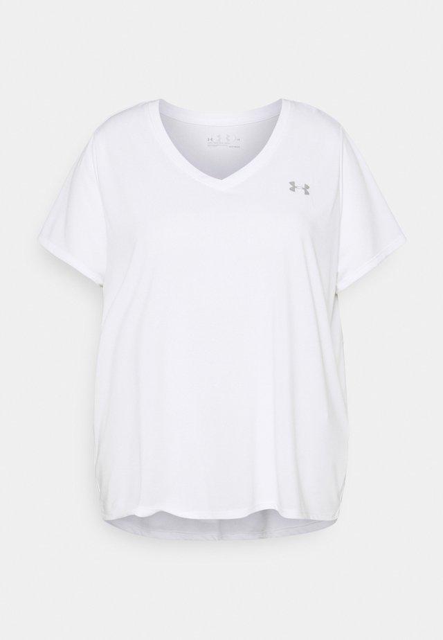 TECH - Basic T-shirt - white