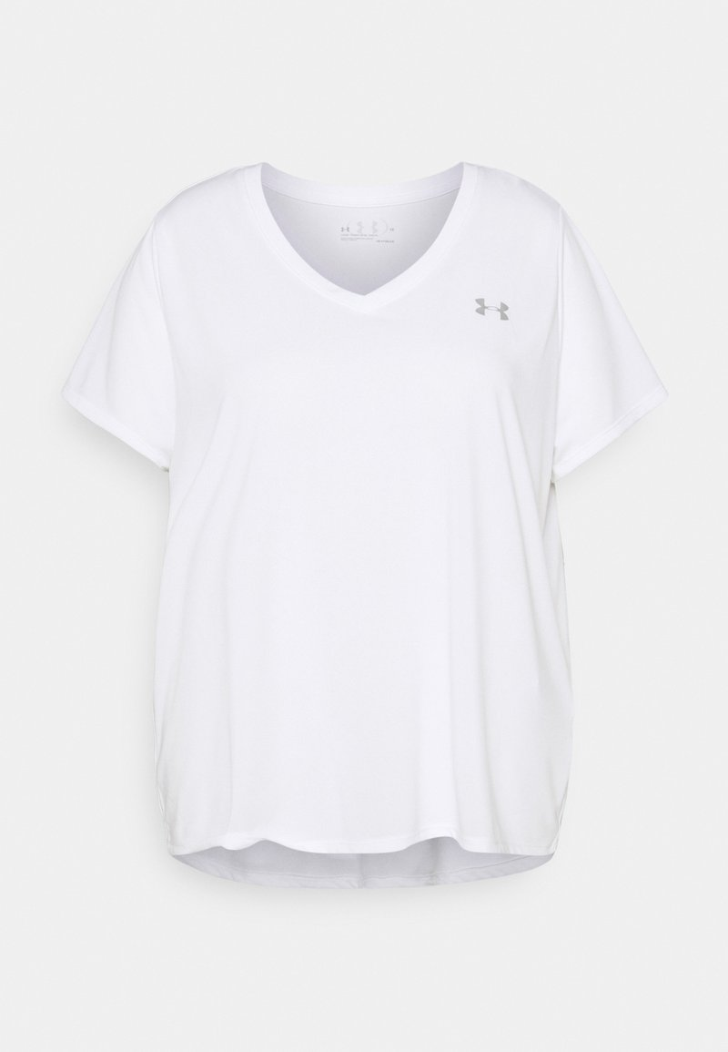 Under Armour - TECH - Basic T-shirt - white