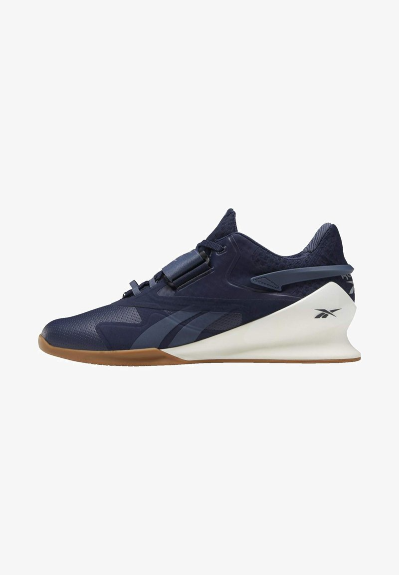 Reebok - LEGACY LIFTER II SHOES - Trainers - blue