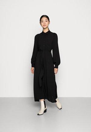 VMVICA DRESS - Shirt dress - black