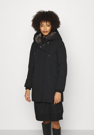 LANIGAN TECH - Wintermantel - black