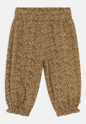 PETIT FLEUR - Trousers - pesto