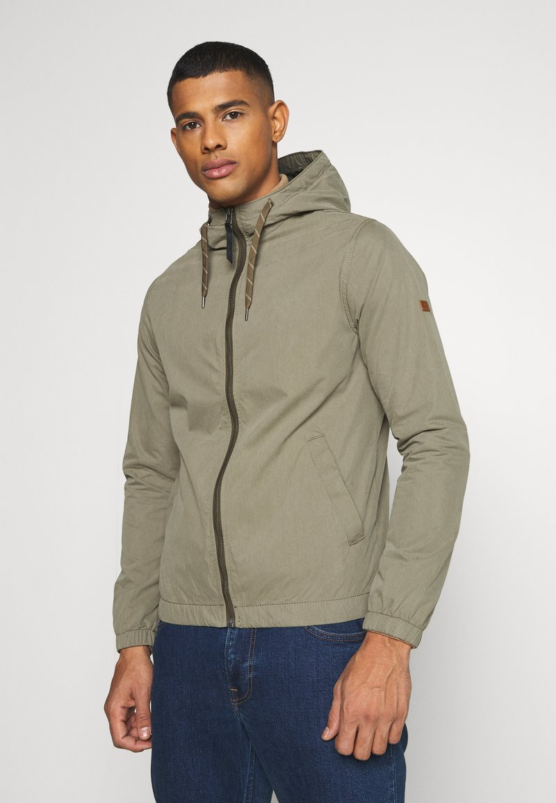 Jack & Jones - JJCRAMER JACKET - Tunn jacka - dusty olive