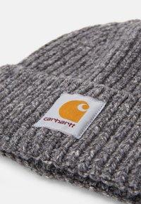 Carhartt WIP - ANGLISTIC BEANIE  - Beanie - dark grey heather - 2