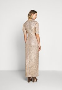 Three Floor - EXCLUSIVE SEQUIN GOWN - Occasion wear - gold - 2