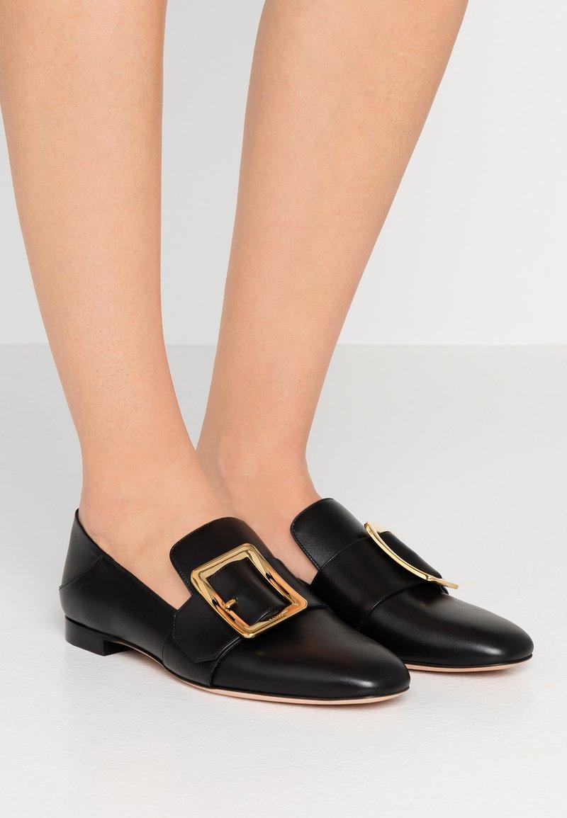 Bally - JANELLE - Pantolette flach - black