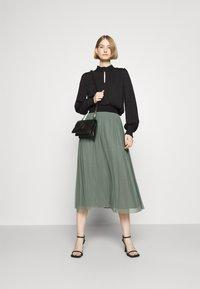Bruuns Bazaar - BAUMA TINIA SHIRT - Blouse - black - 1