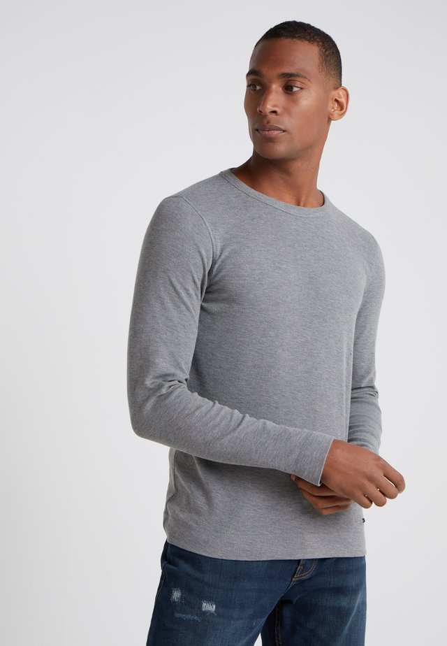TEMPEST - Strickpullover - light pastel grey