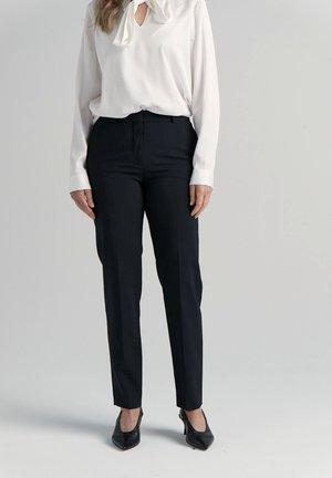 KAREN  - Trousers - black