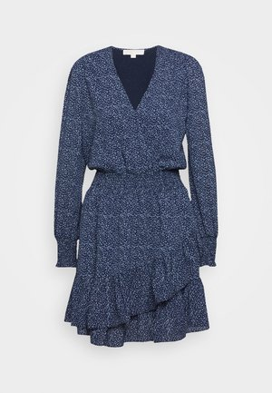 BLOSSOM DRESS - Day dress - chambray