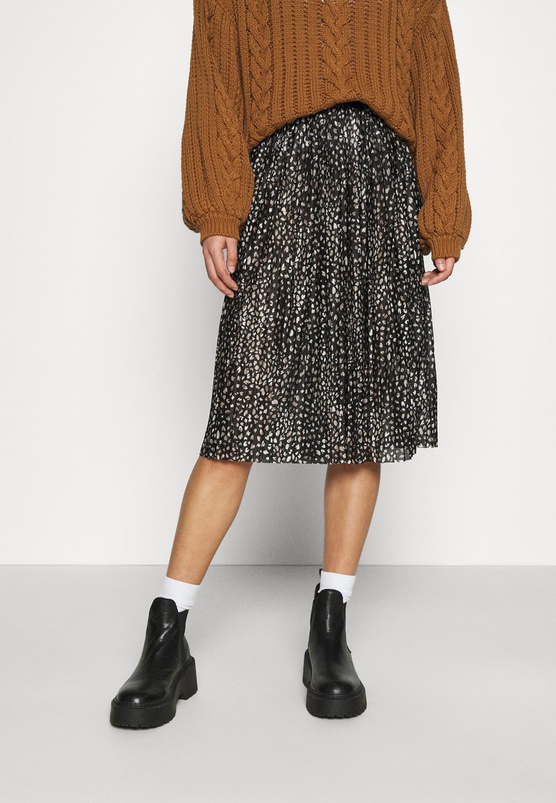JDY - JDYBOA SKIRT - A-line skirt - black