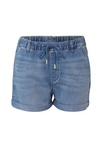 edc by Esprit - Denim shorts - blue medium washed - 6