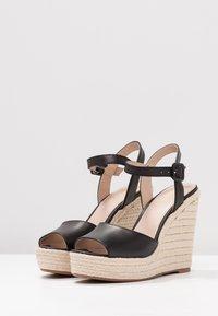 ALDO - YBELANI - High heeled sandals - black - 4