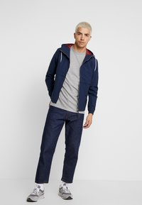 Jack & Jones - JORMURPHY LIGHT JACKET - Summer jacket - navy blazer