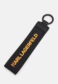 KARL LAGERFELD - MONOGRAM CAMERA BAG - Across body bag - multicolor - 3