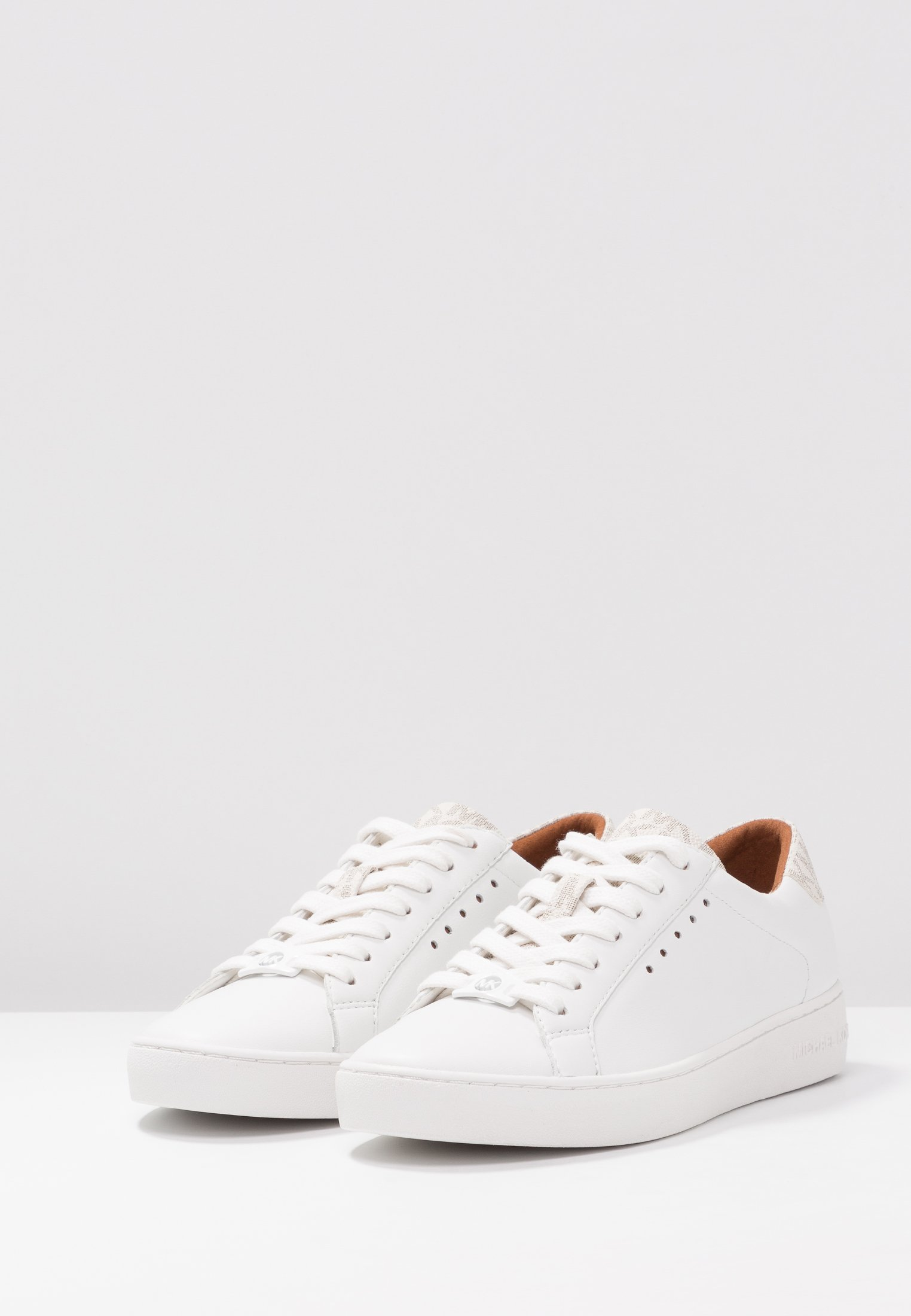 MICHAEL Michael Kors IRVING Baskets basses optic white