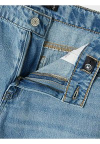 LMTD - HIGH WAIST - Slim fit jeans - light blue denim - 4