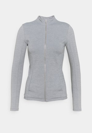 LUXE - Training jacket - particle grey