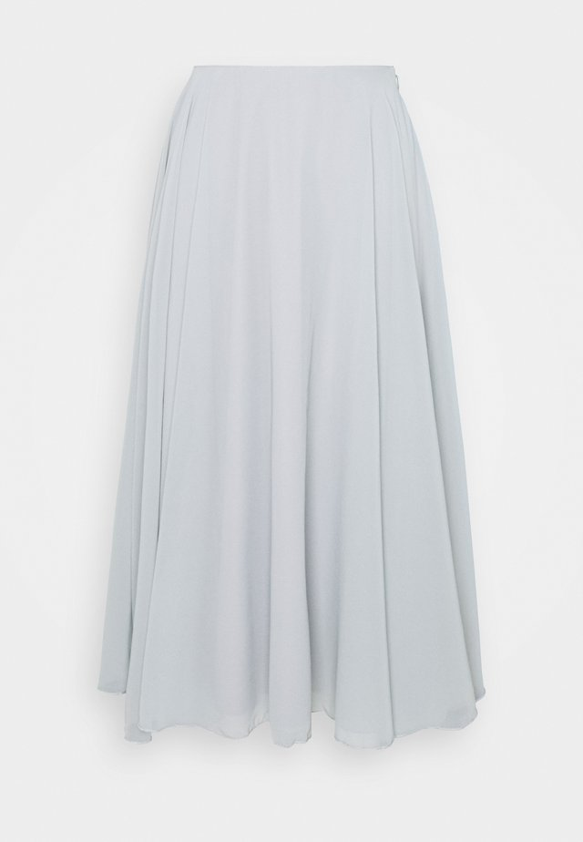 SKYE SKIRT - Jupe trapèze - ice grey