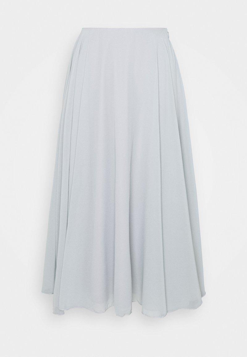 Lace & Beads - SKYE SKIRT - Áčková sukně - ice grey