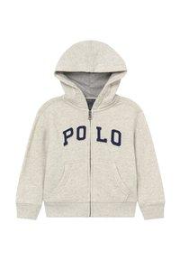 Polo Ralph Lauren - Mikina na zip - new sand heather - 0