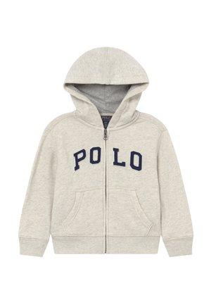 Zip-up hoodie - new sand heather