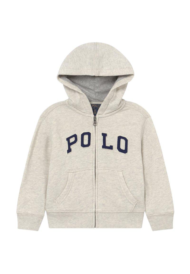 Polo Ralph Lauren - Mikina na zip - new sand heather