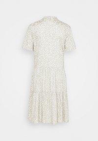 Vero Moda Tall - VMSIMONE SHORT DRESS - Shirt dress - desert sage - 1