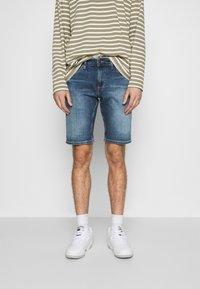 Tommy Jeans - SCANTON SLIM DENIM  - Shorts di jeans - hampton - 0