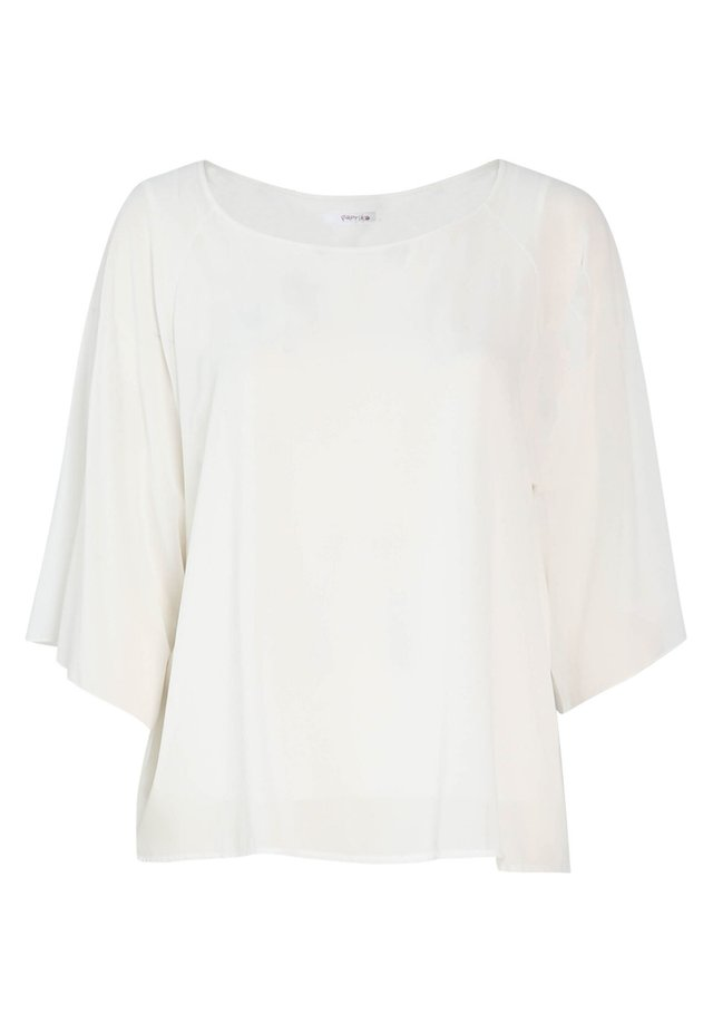 T-shirt - bas - ecru