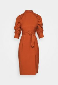 Glamorous Petite - Denní šaty - rust - 5