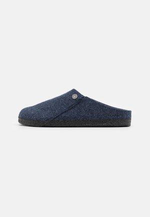ZERMATT RIVET - Slippers - dark blue