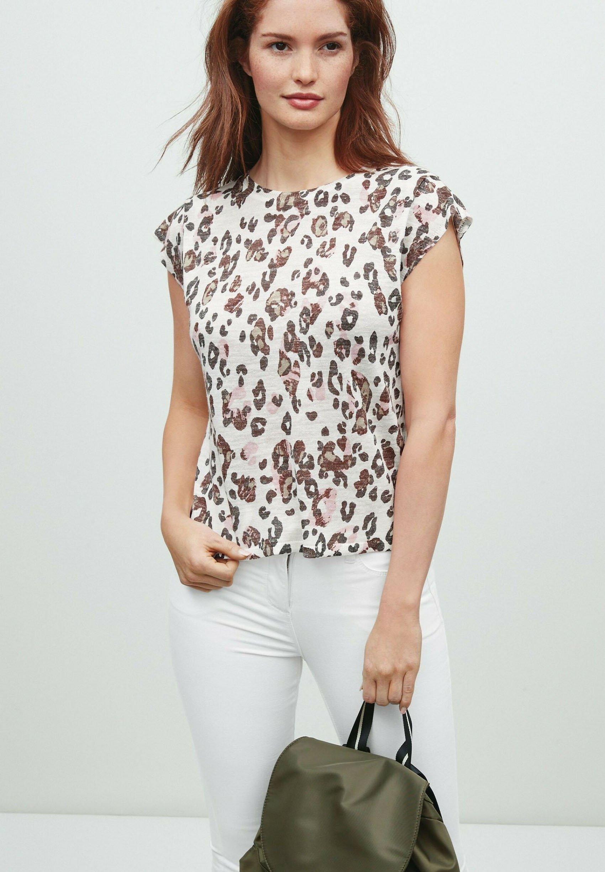 Mujer SHOULDER PINTUCK DETAIL - Camiseta estampada