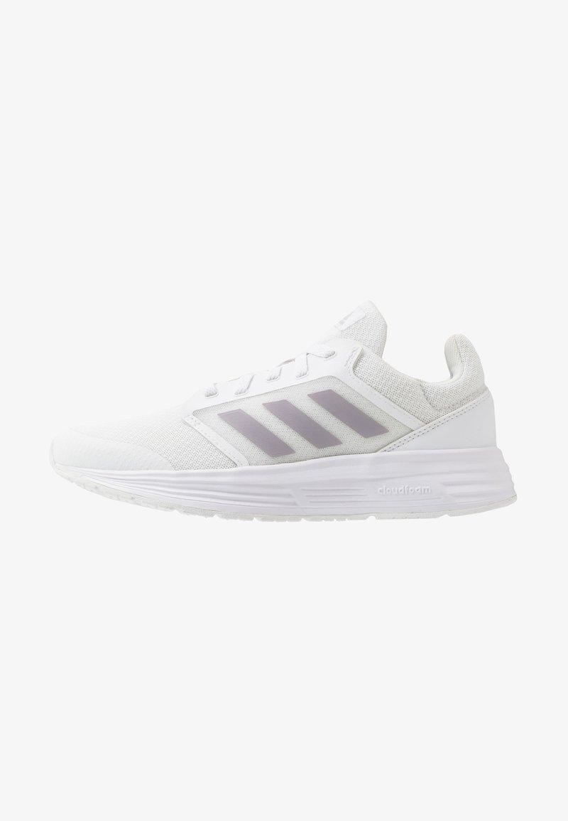 adidas Performance - GALAXY 5 - Neutral running shoes - footwear white/grey/core black
