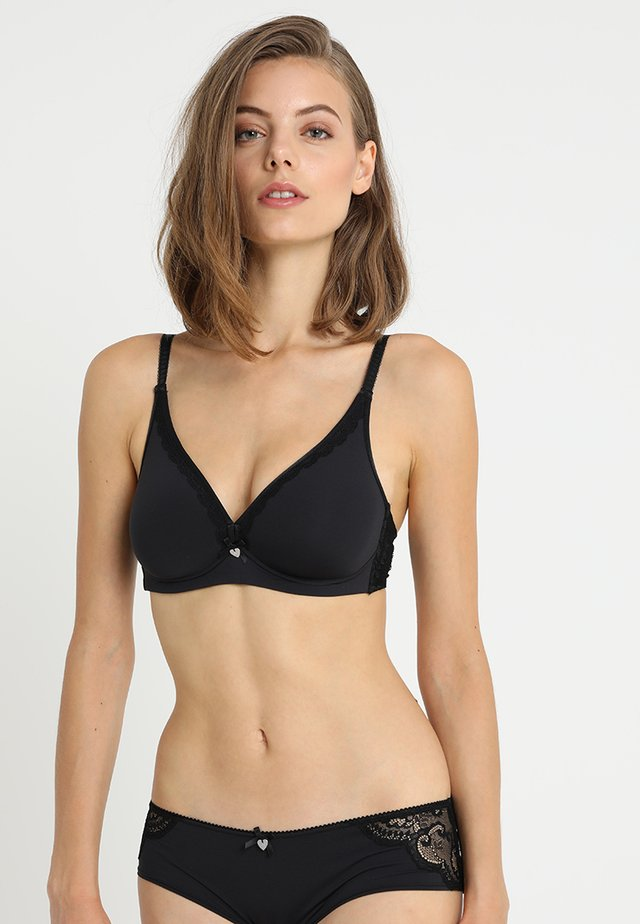 FIRST LOVE STORY BRA - Soutien-gorge triangle - black