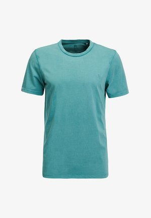 T-Shirt basic - greyish green