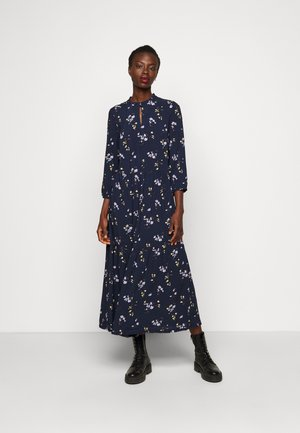 YASPLEANA LONG DRESS SPRING - Kjole - navy blazer