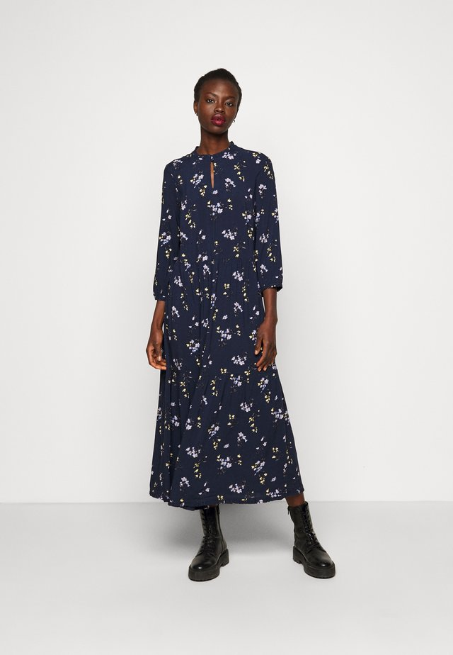 YASPLEANA LONG DRESS SPRING - Kjole - navy blazer