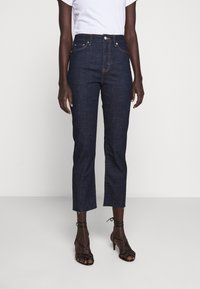 Lauren Ralph Lauren - SOFT STRAIGHT RAW - Straight leg jeans - rinse wash - 0