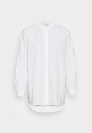 POPLIN - Camicetta - white