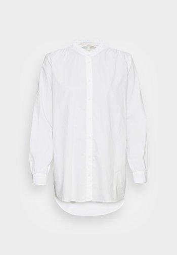 POPLIN - Blouse - white