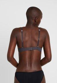 Skiny - DAMEN SCHALEN BH - Underwired bra - nine iron - 2